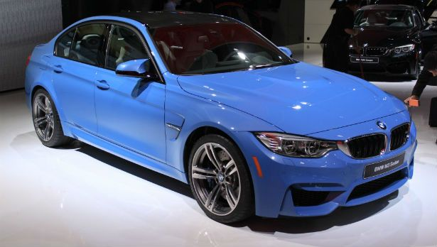 2015 BMW M3 Is The Fifth Member Of The Family M Models.The German  Manufacturer
