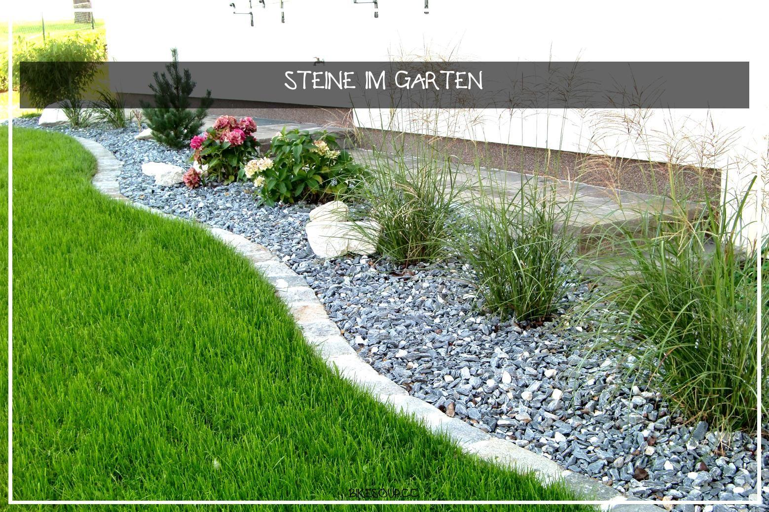 91 Elegant Steine Im Garten Garten Garten Landschaftsbau Garten Deko