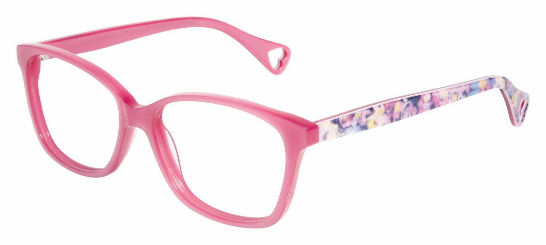 3b89b242d27 Betsey Johnson Precious Pastels  n  Petals BJ0126 Eyeglasses ...