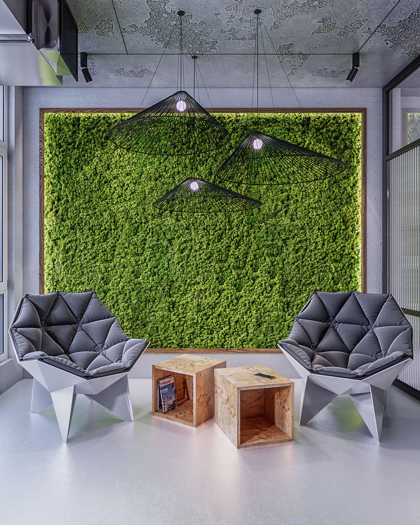 Arte Furniture Showroom Yerevan Industrial Office Studio On Behance Professionalofficedesigns