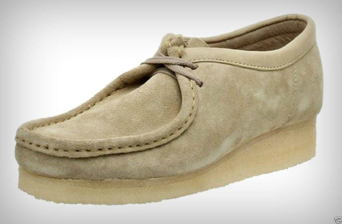 New Clarks Originals Wallabee Low Boot
