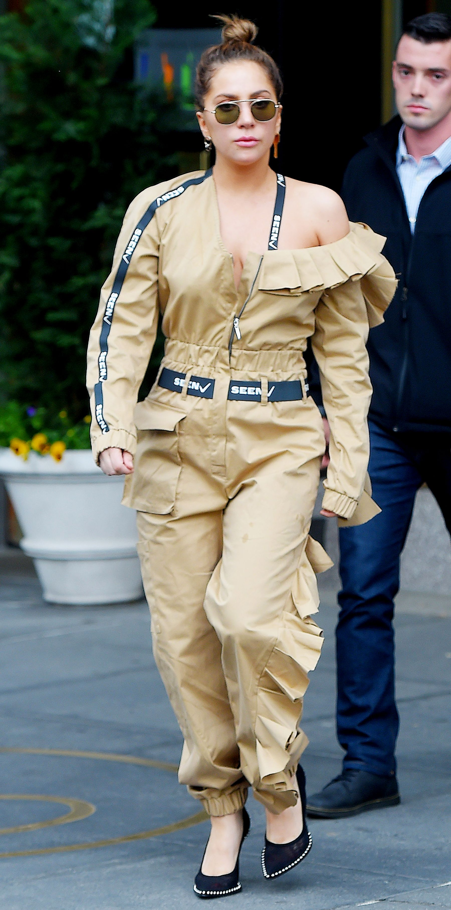83ac506d505bd8 Lady Gaga s Best Street Style Looks