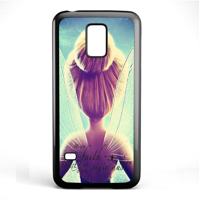 Tinker Bell Quotes 4 Phonecase Cover Case For Samsung Galaxy S3 Mini Galaxy S4 Mini Galaxy S5 Mini