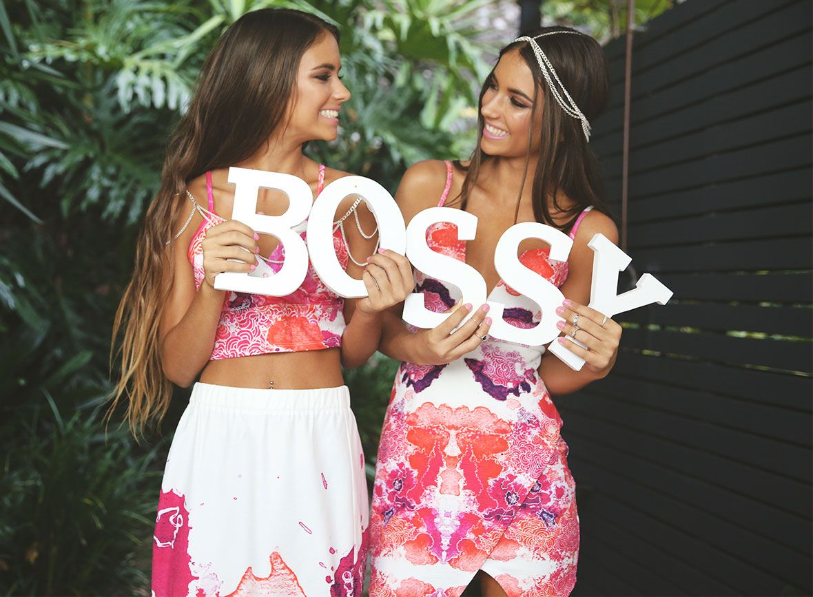 Bossy The Label Lookbook The Sweet Escape Womens