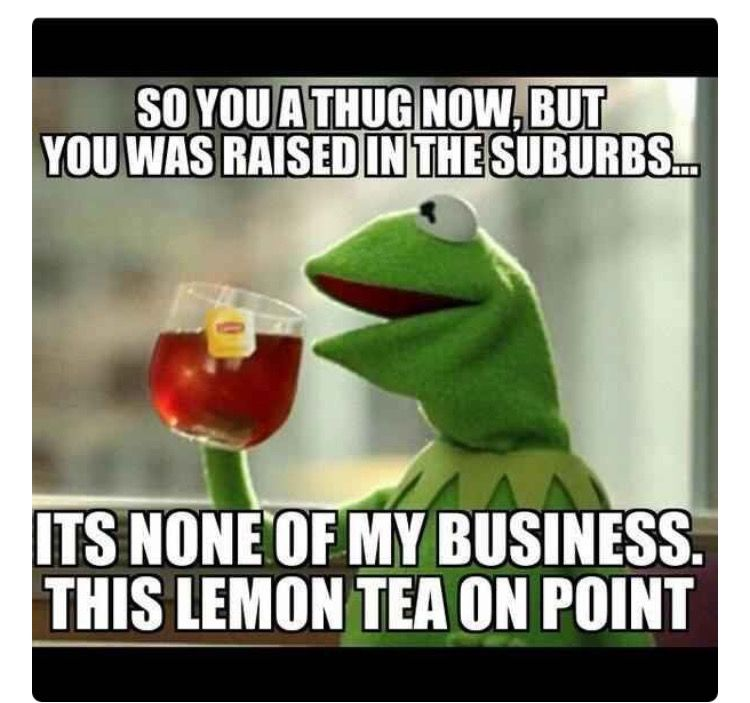 Pin On It S None Of My Business Memes Kermit