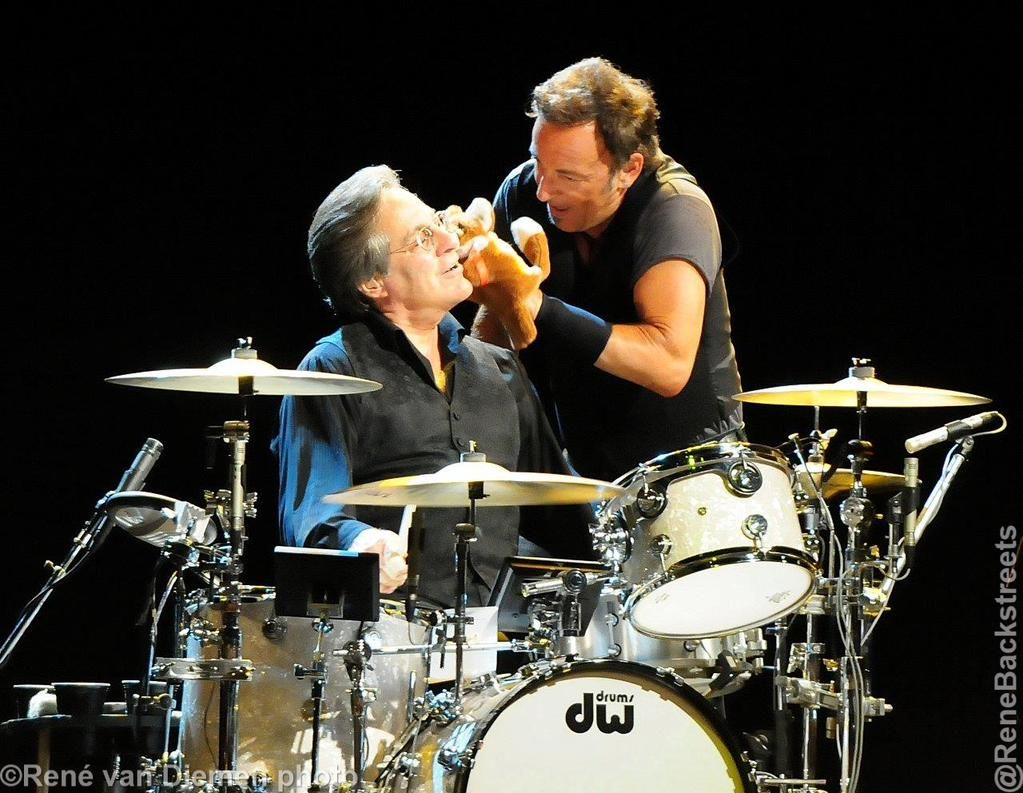 René van Diemen on Bruce springsteen, E street band
