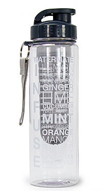 Watermate Infuser! Add refreshing, natural flavours to your water. Fruit and vegetables are contained in the removable infusion rod, allowing you to drink from the bottle with ease. BPA Free. 750ml. Fantastic for a man on the run! Available in store and online.
