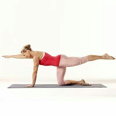 Yoga move to build muscle!