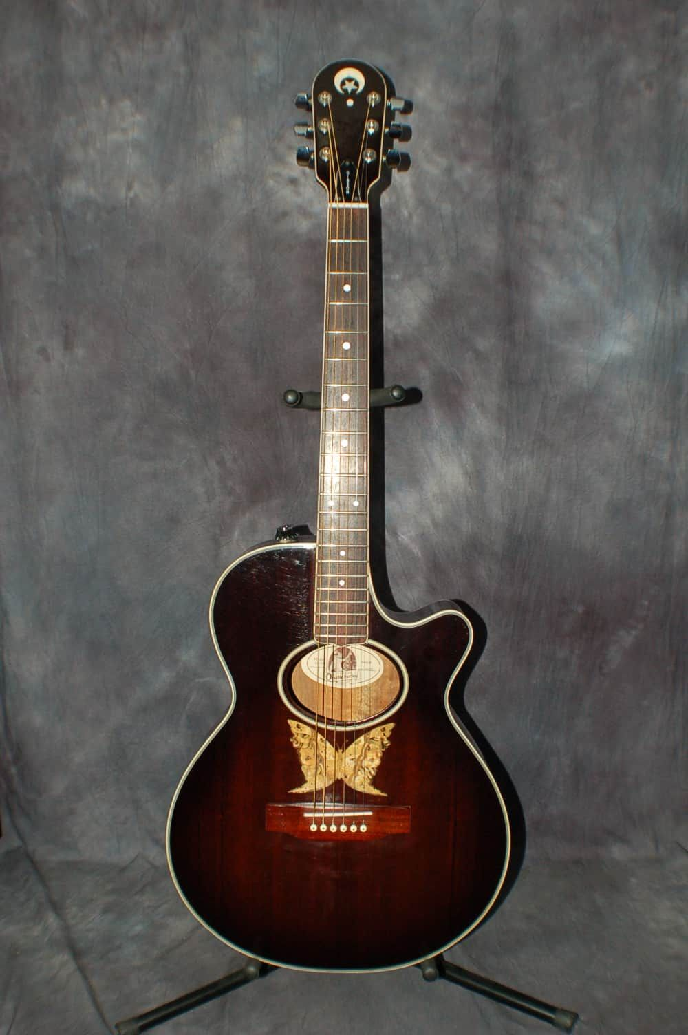 Today Lawman Guitars Is Presenting A Really Cool Unique Guitar