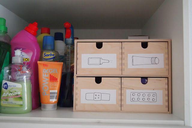 Ikea Mod Moppe Als Medicijnkastjeehbo Medicine Cabinet