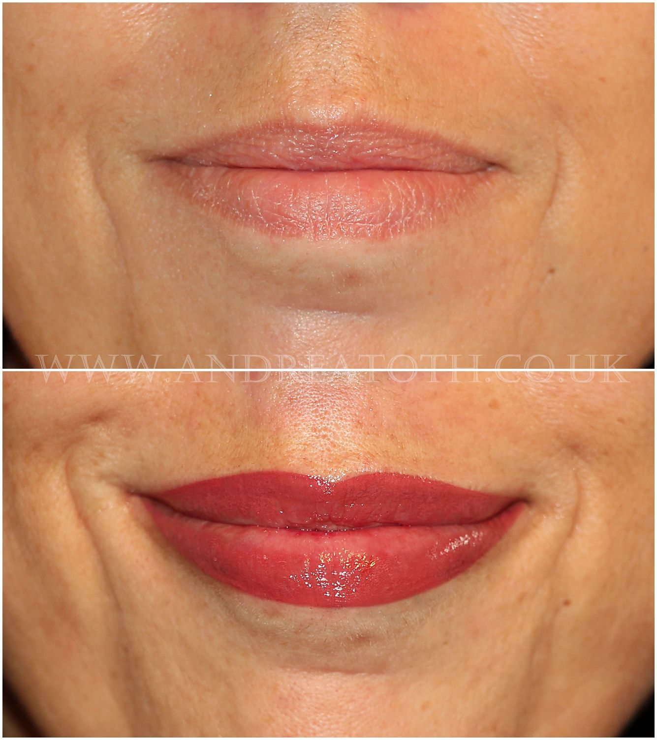 Lip Semi Permanent Makeup Permanent makeup, Lip