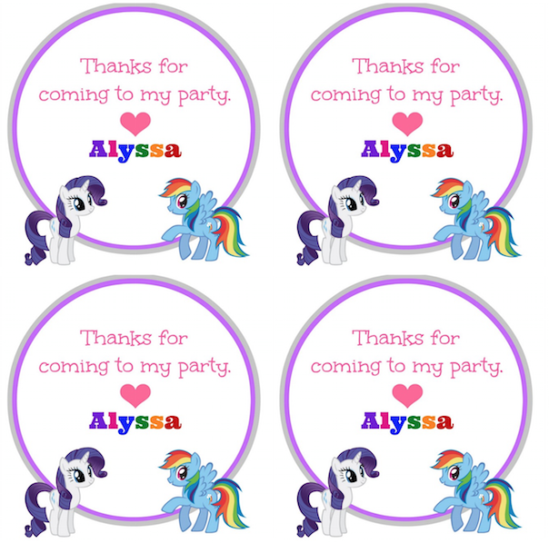 My Little Pony Birthday Party Ideas My Little Pony Birthday My Little Pony Birthday Party My Little Pony Party