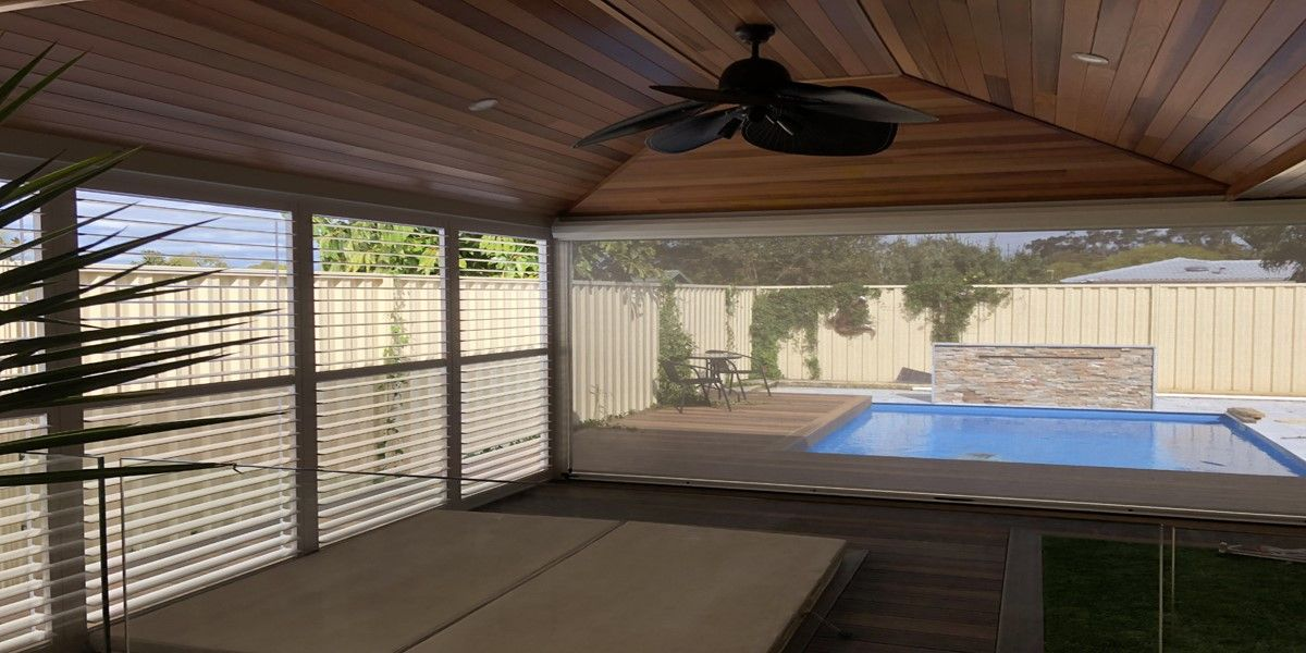 Pin by protonec on 1 outdoor blinds patios outdoor