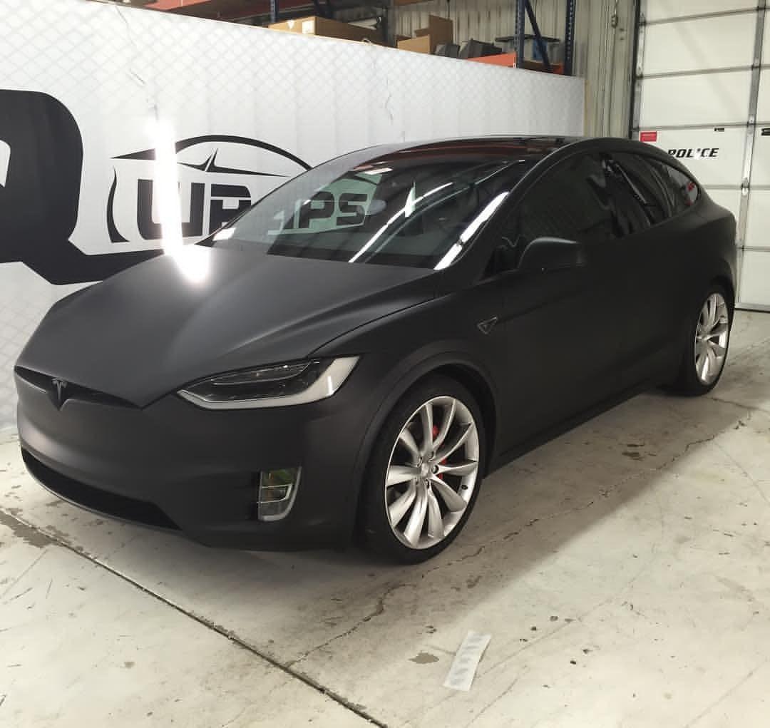 Pin On Tesla Model X Black And White