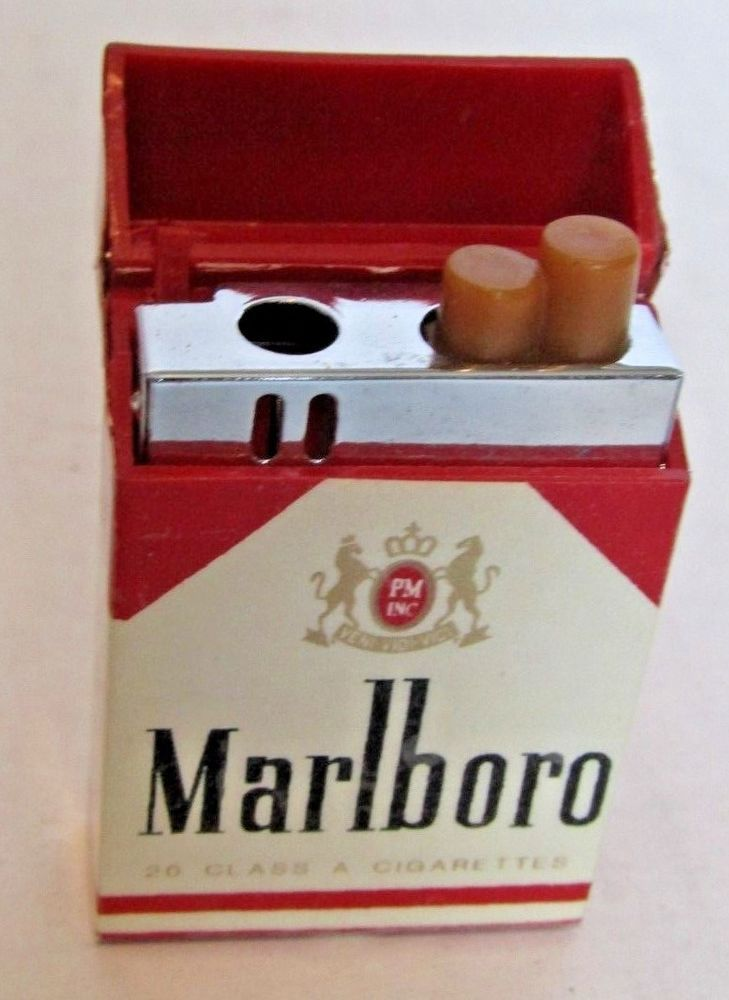 How to open cigarettes pack