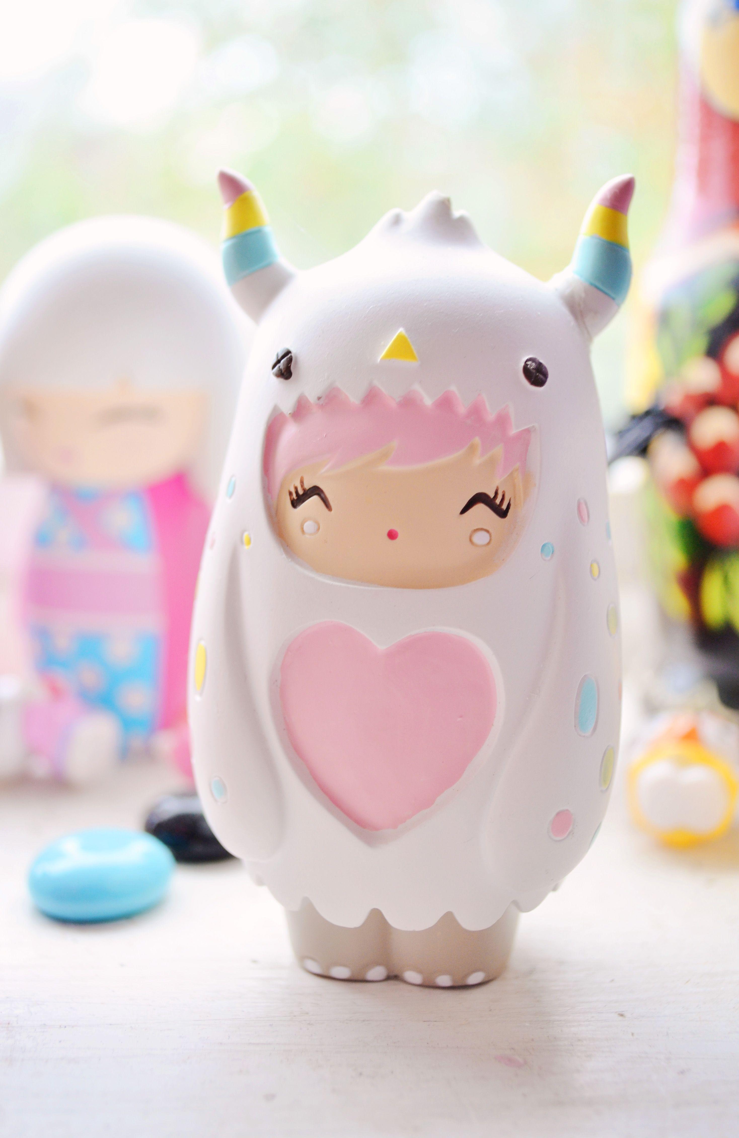 ad536f75582 Love bug Momiji Doll Objetos Kawaii