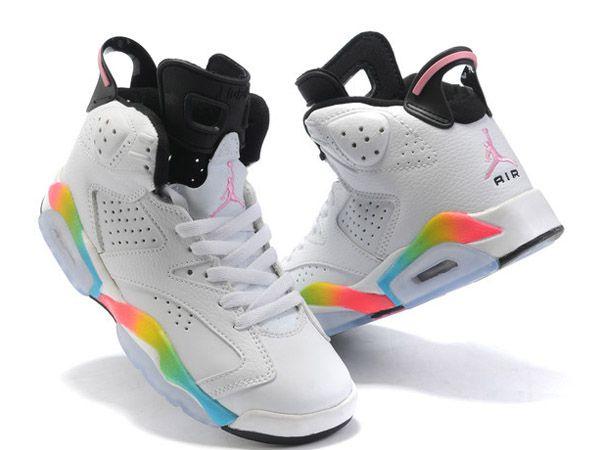 ladies jordans shoes
