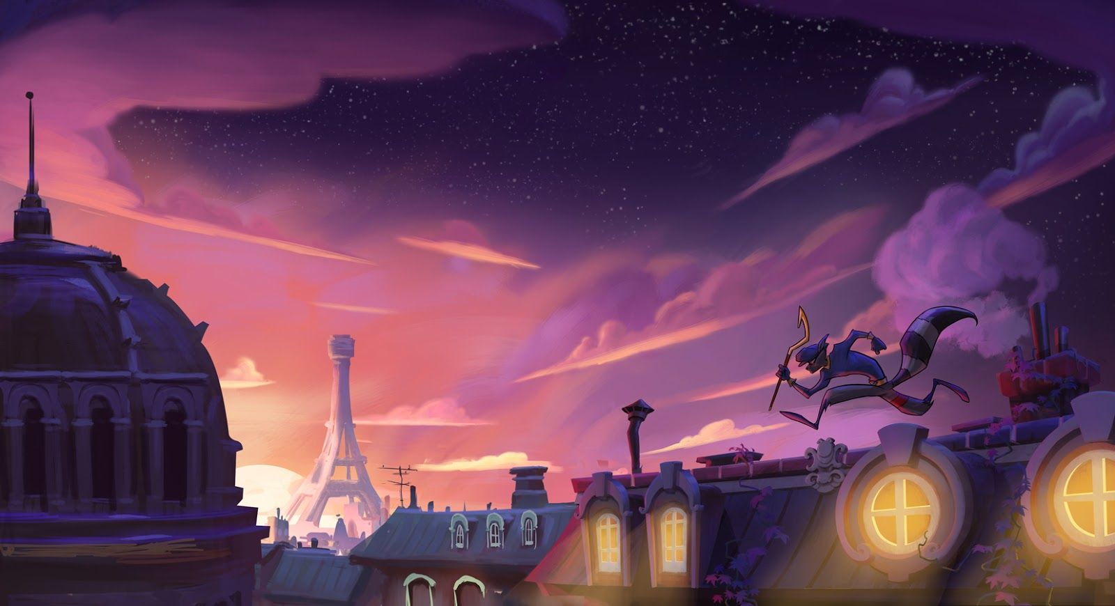 Pauls Concepts Sly Cooper Artwork Game Concept Art Concept Art Environment Concept Art