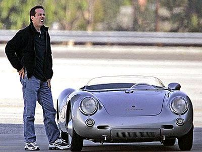Jerry Seinfeld Car Collection >> Jerry Seinfeld S Porsche Collection Stars And Cars