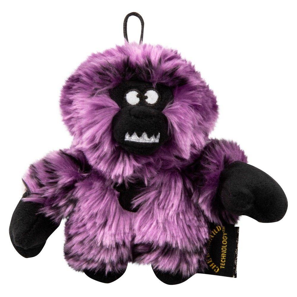 Trustypup Chew Guard Technology Plush Dog Toy Purple S Plush