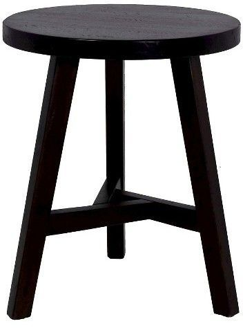 Threshold Chase End Table Small Stool In 2020 End Tables Small End Tables Small Stool