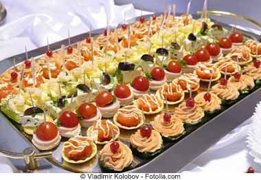 Easy+Finger+Foods+for+Buffet | When planning the wedding food menu ...