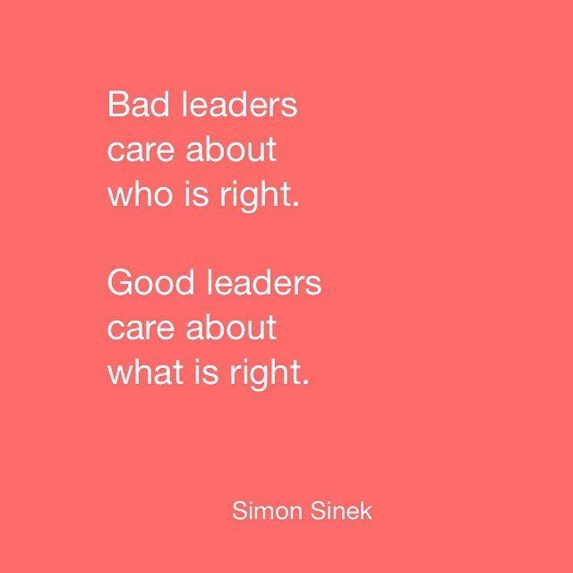Famous Quotes On Leadership: Business Quote By Simon Sinek