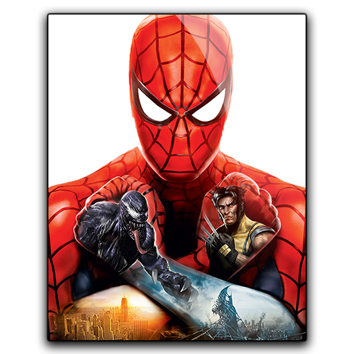 Icon Spider Man Web Of Shadows By Hazzbrogaming Spiderman Spiderman Web Spiderman Comic