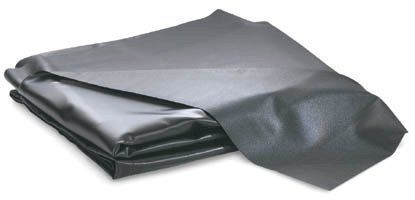 10/' x 30/' BLACK EPDM 45 mil RUBBER  ROOF ROOFING