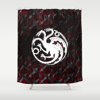 Shower Curtain Game Of Thrones Merchandise Shower Curtain Curtains