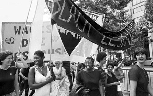 Badass Women From History Part 2 Black Lesbian Group Banner On