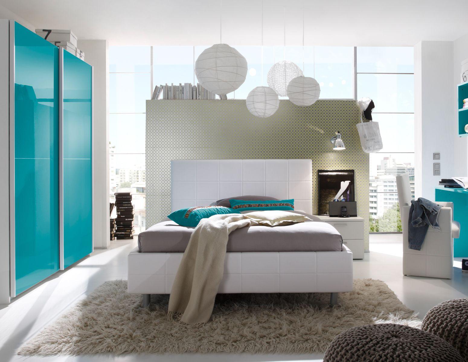 Moderne Polsterbetten das moderne polsterbett smart ist ein echter blickfang für jedes
