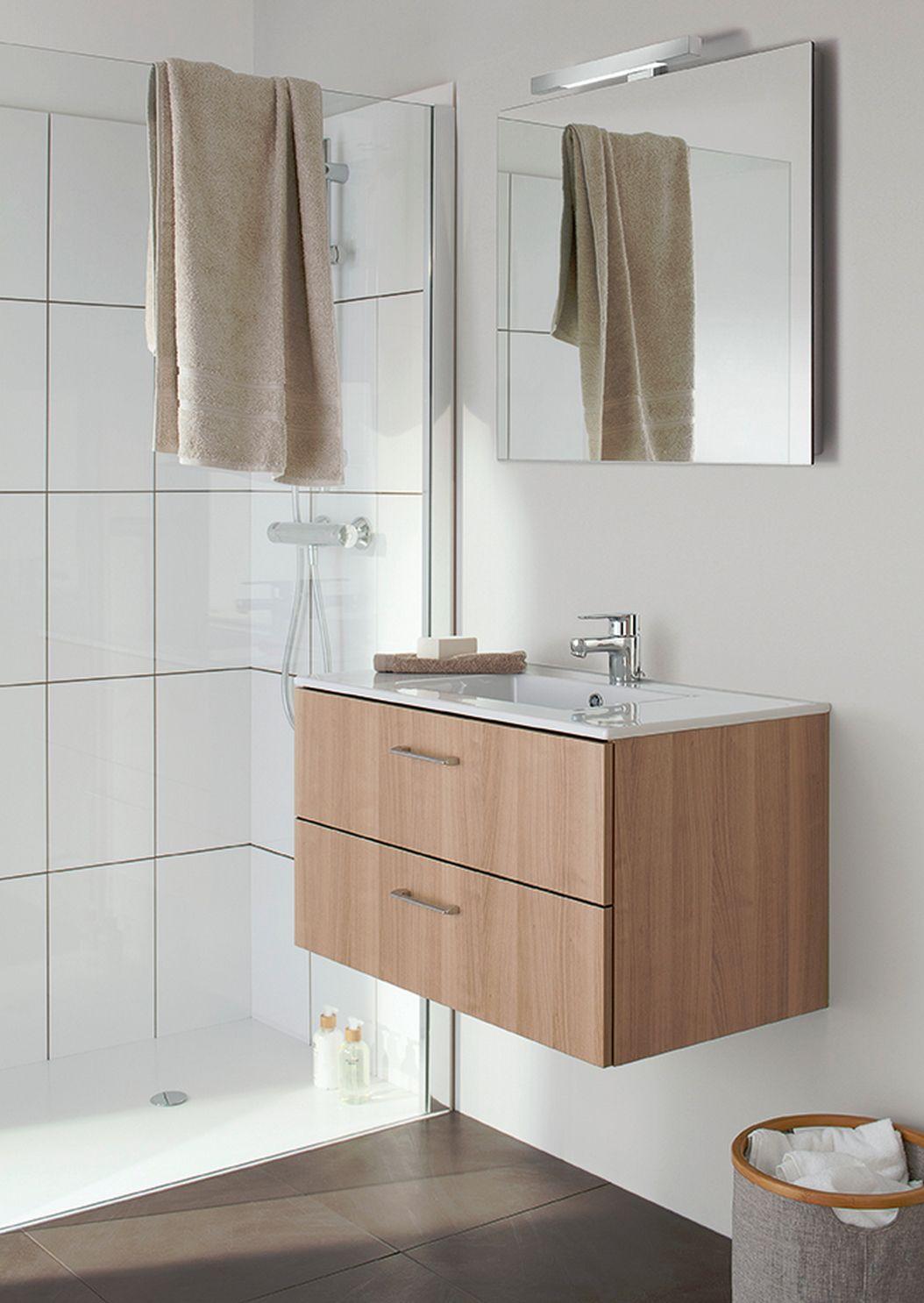 Meuble Salle De Bain Sanijura Xs ~ meuble salle de bain vasque bois merisier sanijura http www deco