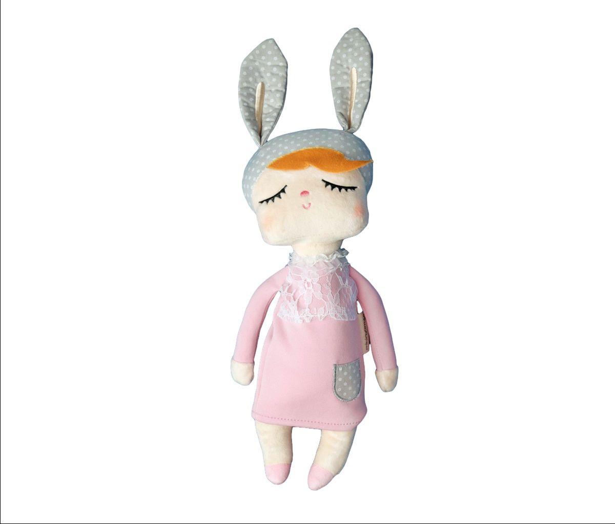 Little Rabbit Doll Rosa Miniroom.se | PinkepankShop | Geschenke für ...