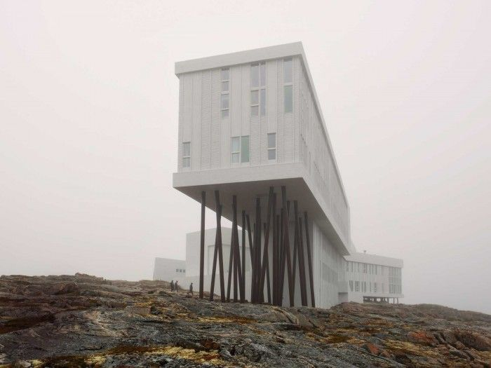 Fogo Island Inn by Saunders Architecture - NordicDesign