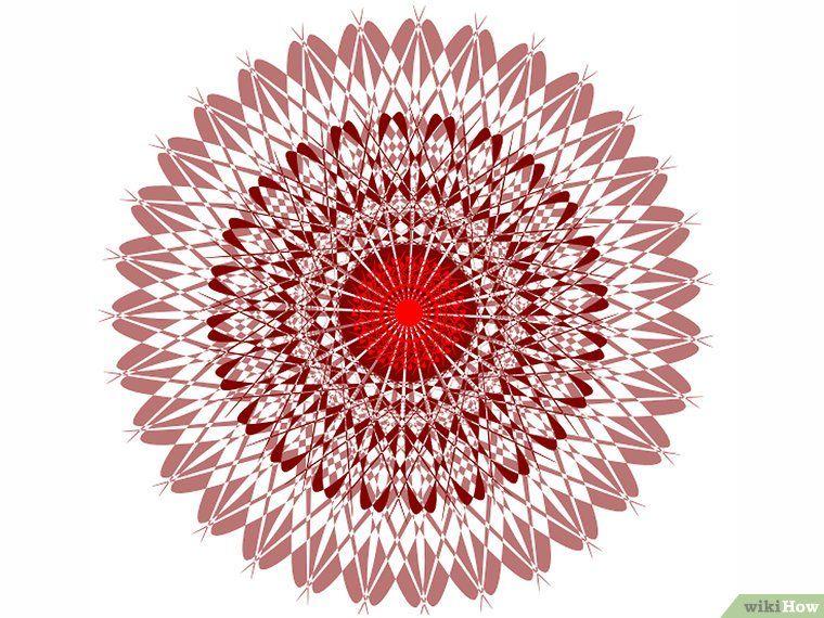 Make a Mandala in Inkscape Mandala, Mandala design