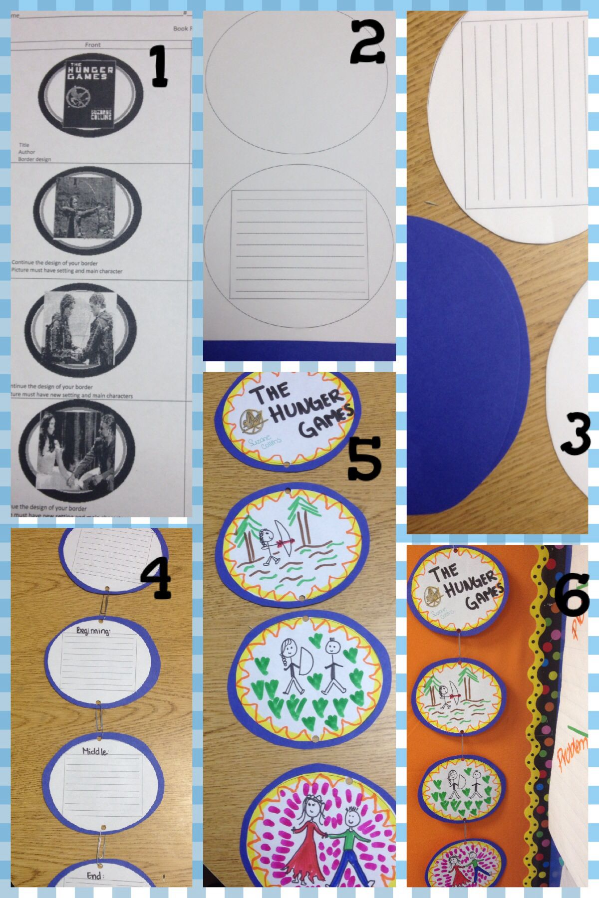 6th grade book report projects These 10 creative book report ideas will spice things up for the better a quick web search will reveal that there are many ideas out there for creative book reports, but they are not all good ideas once your students have completed their projects, be sure to allow them time to share with the class.