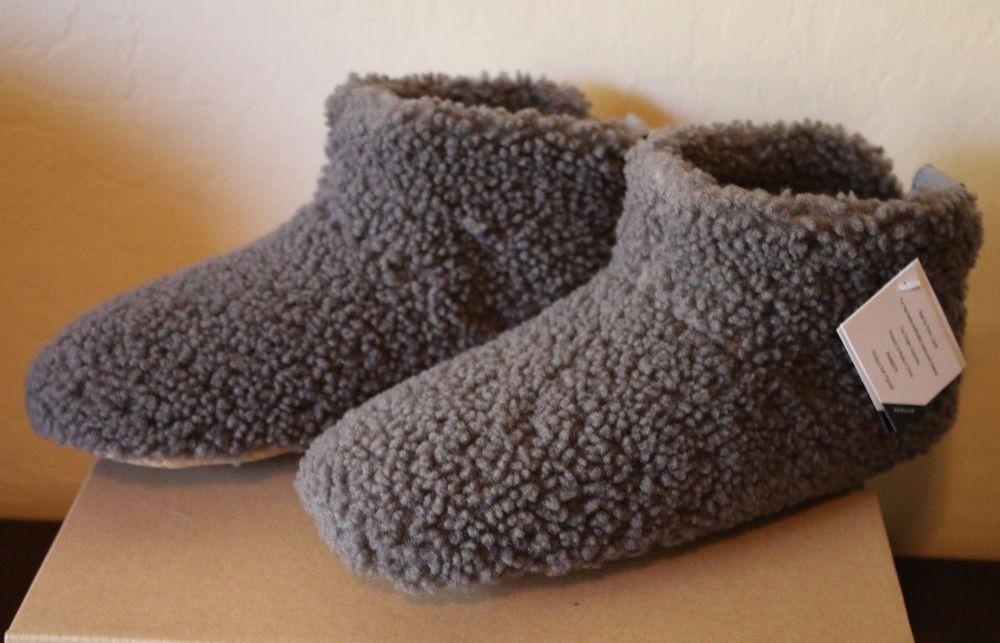 f0c79acb5dd UGG Australia Amary Grey Women's Slippers Bootie Size 8 - NEW | Cozy ...
