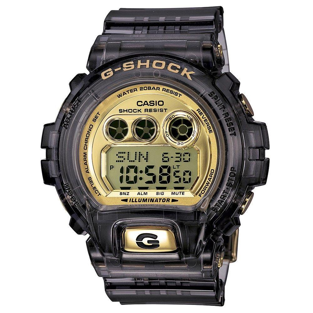 Casio G-Shock GD-X6900FB-8ER 'XL' Watch (Clear Black)