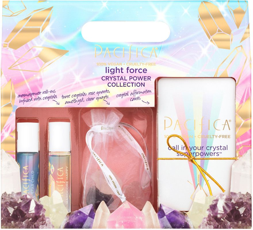 Shine bright from inside out with Pacifica's Light Force