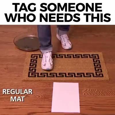 Best Doormat For Muddy Paws