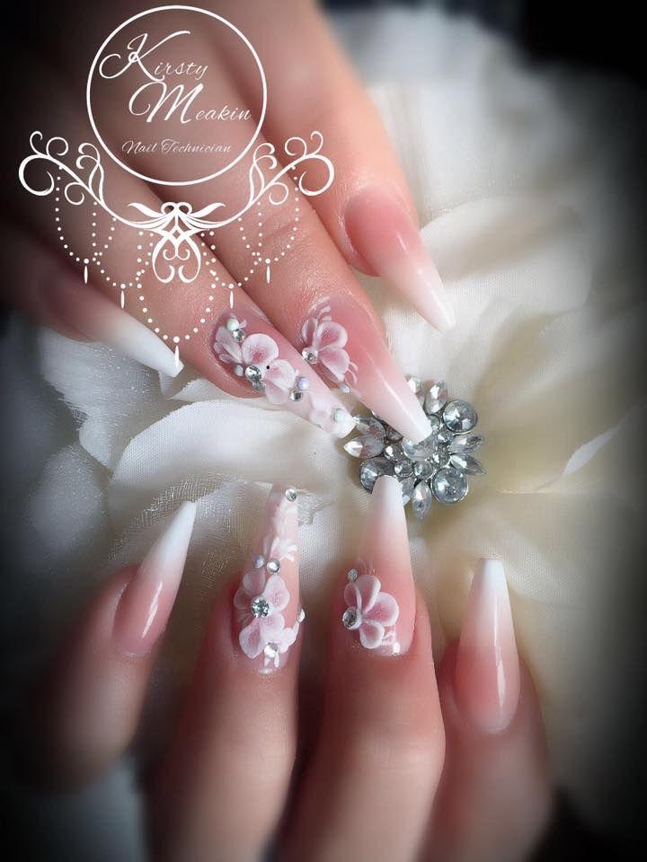 Kirsty Meakin Nail Art Naio Nails Naionails Nailart Acrylicnails