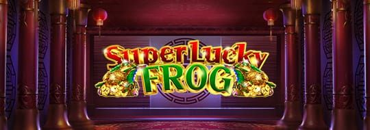 Get Lost In The Super Lucky Frog No Download Slots