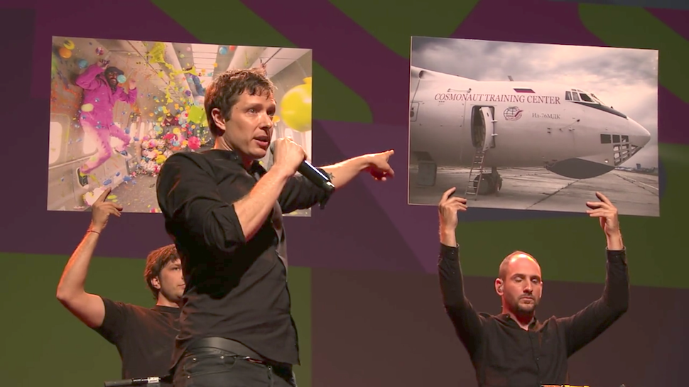 OK Go's TED Talk Explains Their Viral Video Magic | Music News