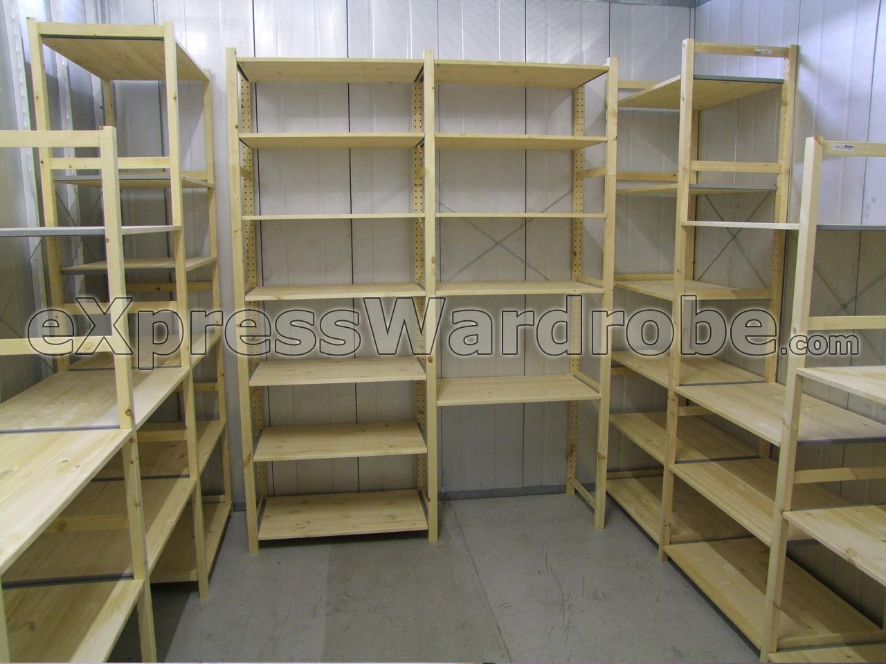 IKEA Ivar Sections Storage Shelves 1280x960