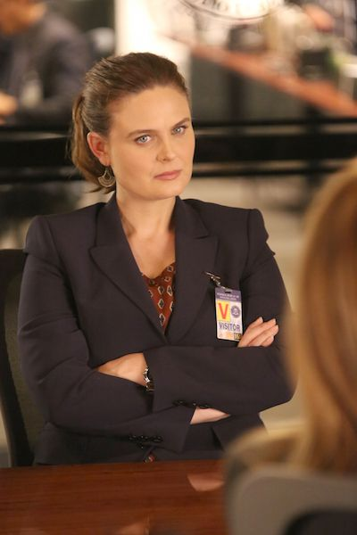 BuddyTV Slideshow | 'Bones' Episode 11.2 Photos: Does Agent Miller Know Something That Will Help the Team Find Booth?