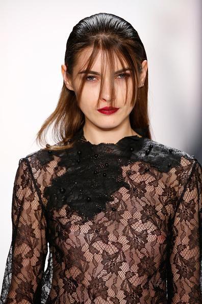 Las tendencias de peinados más alocadas en el Fashion Week de Berlín - Yahoo Mujer