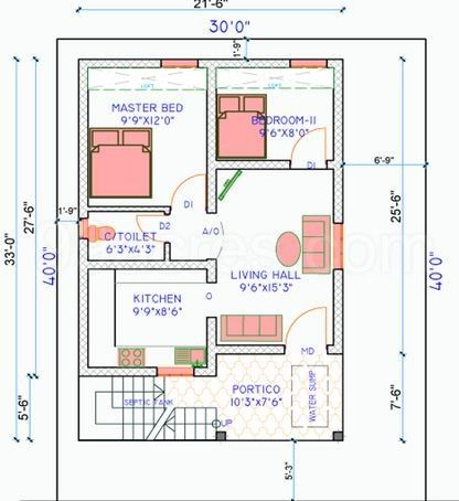 Related image bhk house plan dream plans floor bedroom also  youtube incredible theworkbench rh pinterest