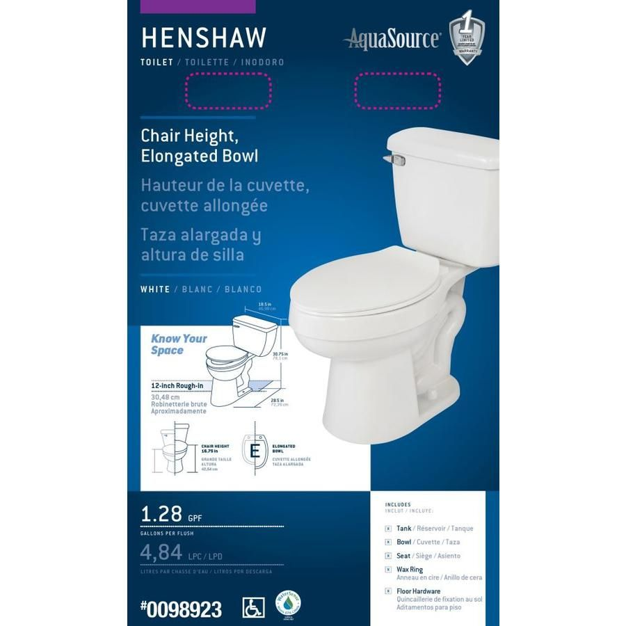 Product Image 8 Toilet Water Sense Chair Height