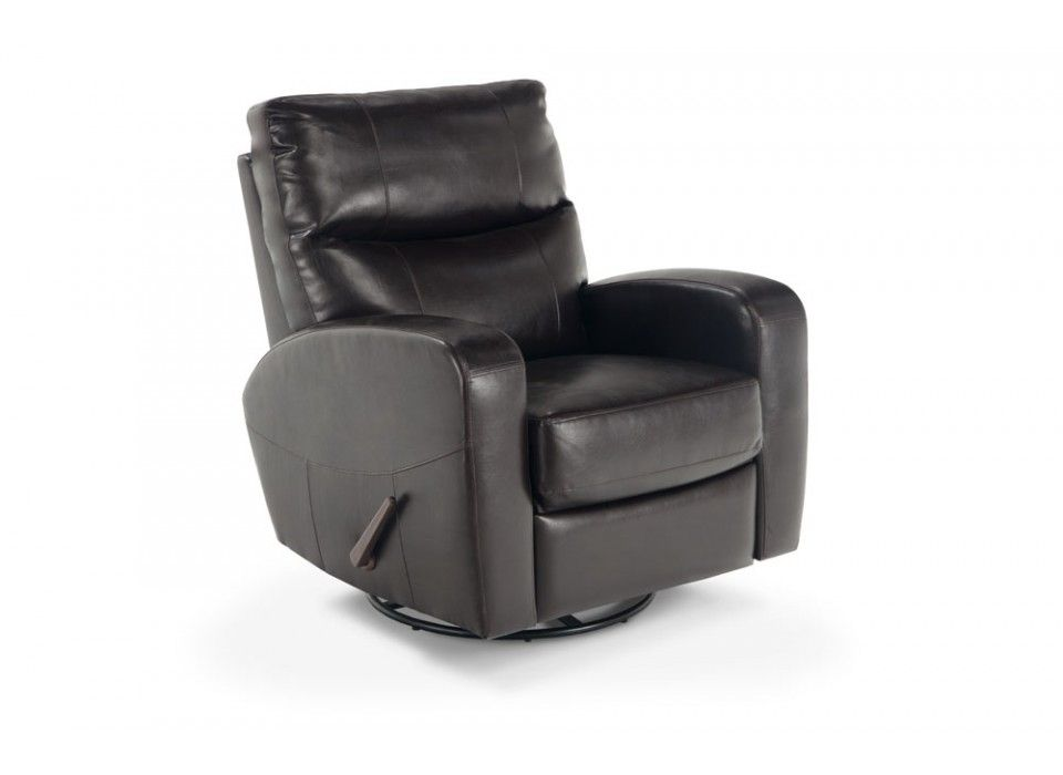 bob-o-pedic contemporary recliner | bob's discount furniture | home